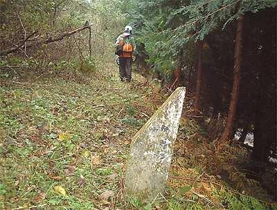 宮原線跡 13:16しかし、こういった鉄な遺構物を見ると廃線跡を歩いてるんだと実... 遺構へ行